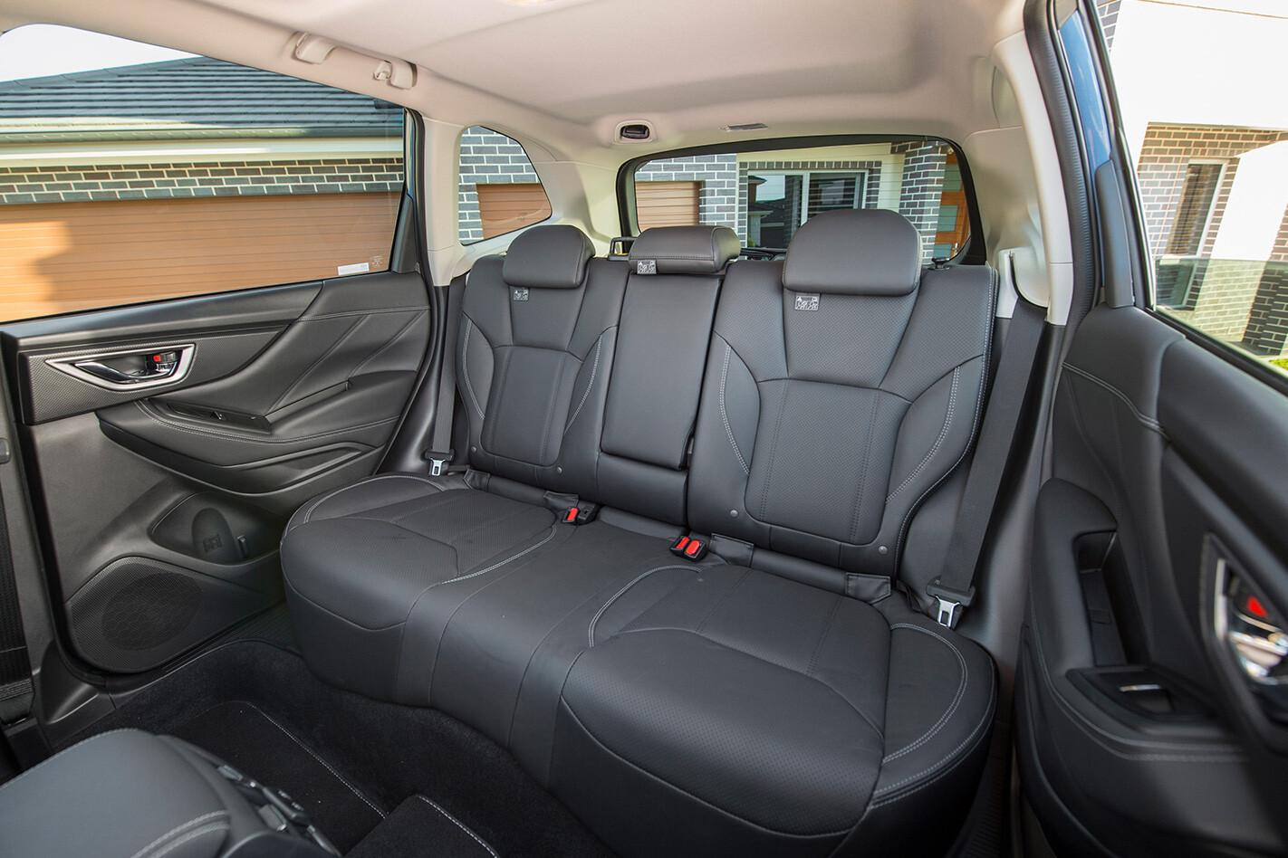 Subaru Forest Rear Rear Jpg