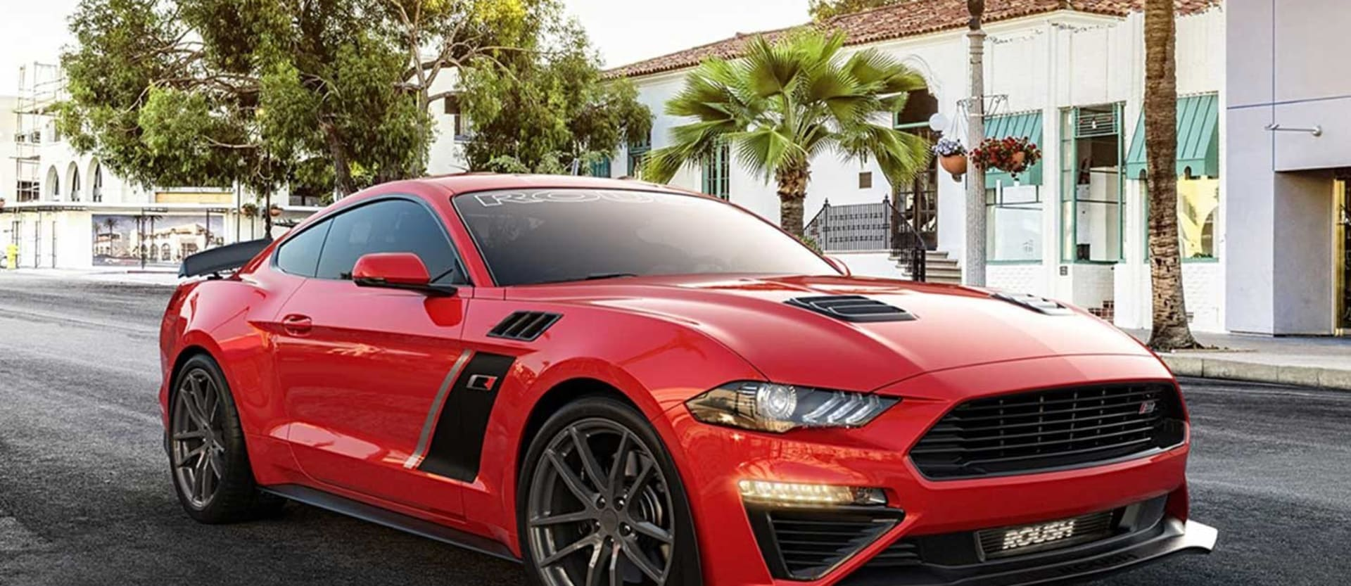 2020 Roush Stage 3 Mustang Australia available