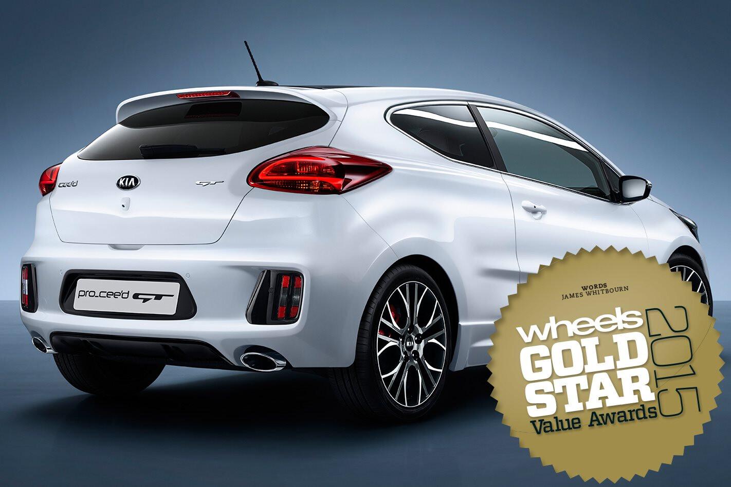 Performance Cars under $75K: Gold Star Value Awards 2015