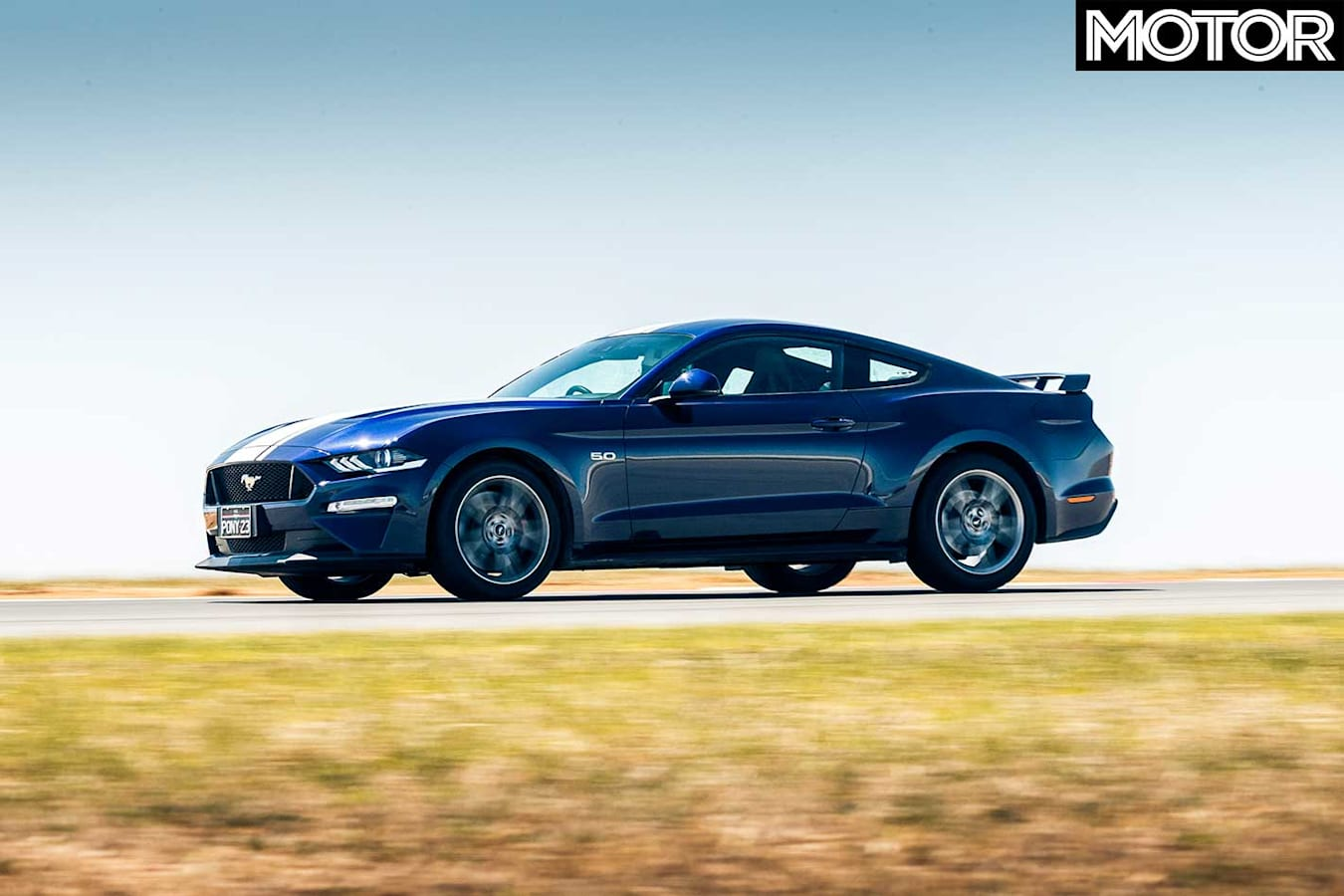Performance Car Of The Year 2019 Ford Mustang GT Jpg