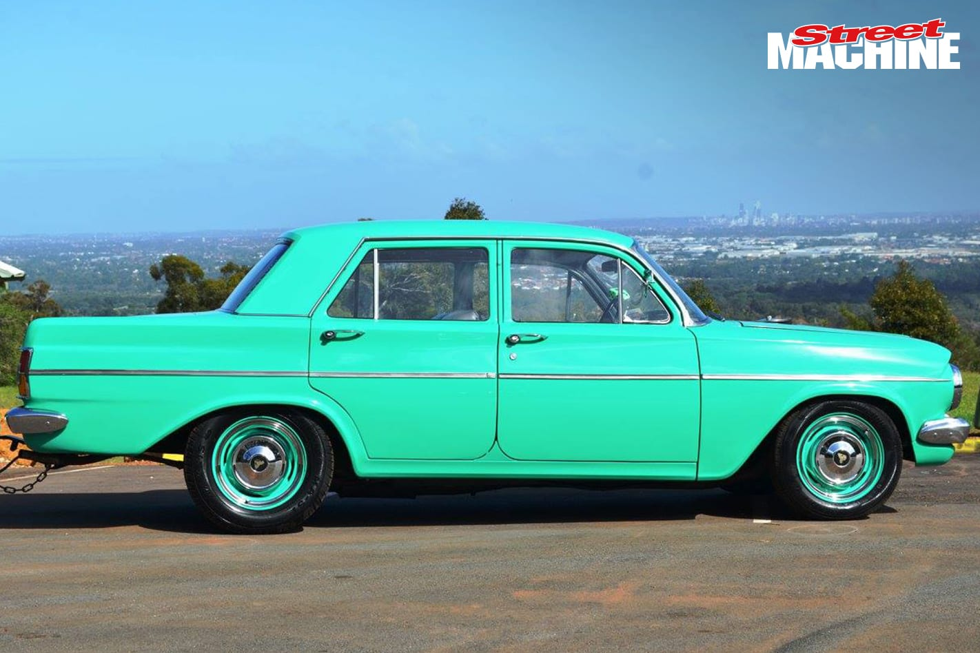 EH Holden Drag Challenge 7 Nw