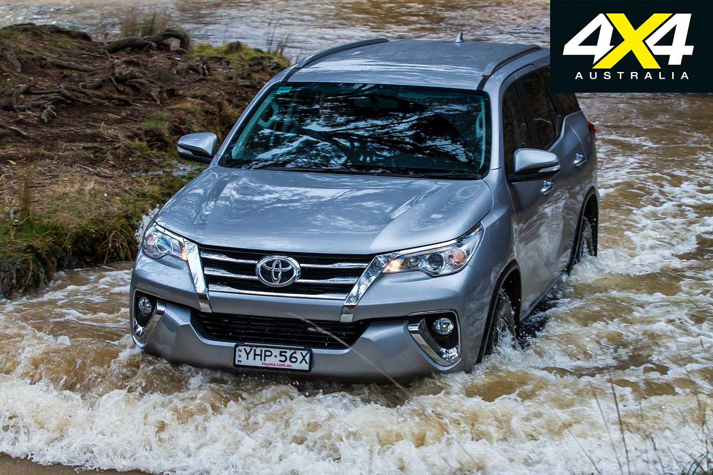 2018 Toyota Fortuner Front River Crossing Jpg