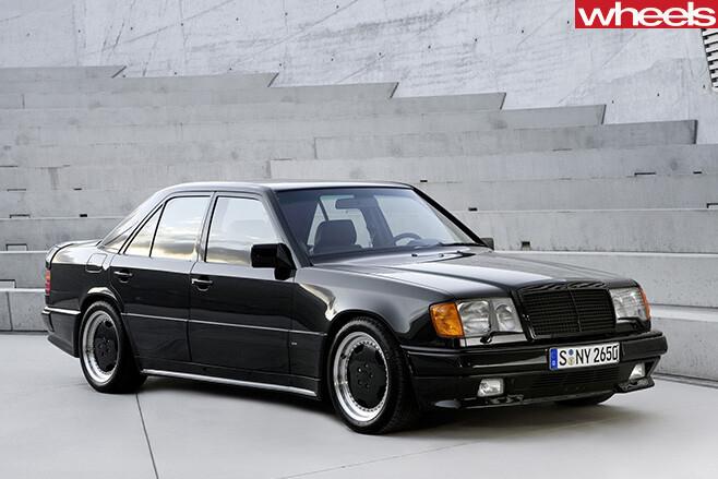 Mercedes -Benz -Hammer