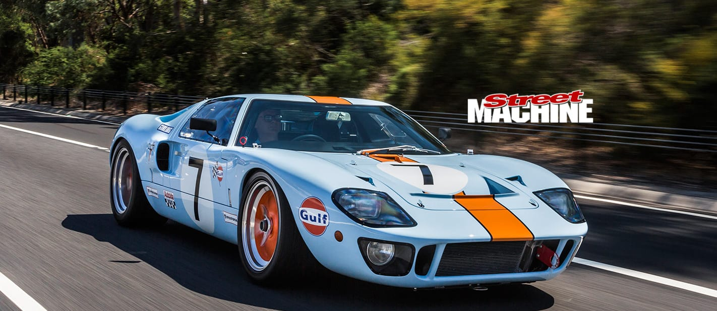 ford gt40 onroad 2 nw