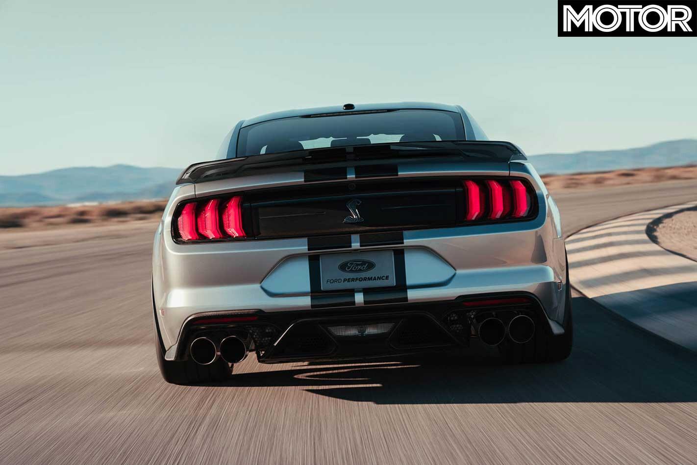 2020 Ford Mustang Shelby GT 500 Rear 281 29 Jpg
