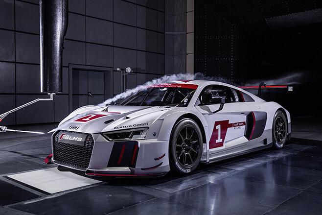 GT3-racer -vs -road -car -production
