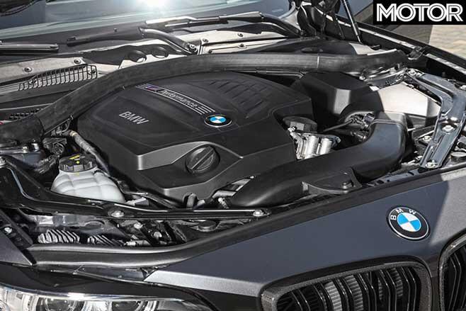 BMW 2 Series Cabriolet M 2 Conversion Engine Jpg