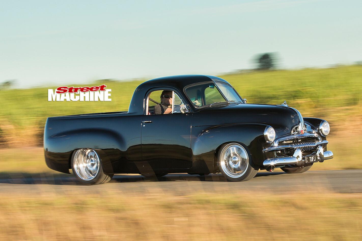 Holden -FJ-ute -onroad