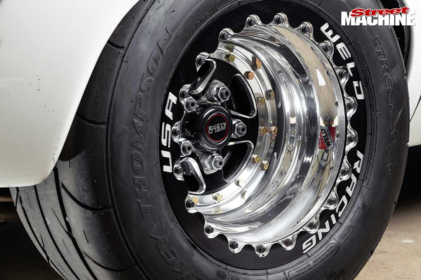 Holden Torana LX SS wheel