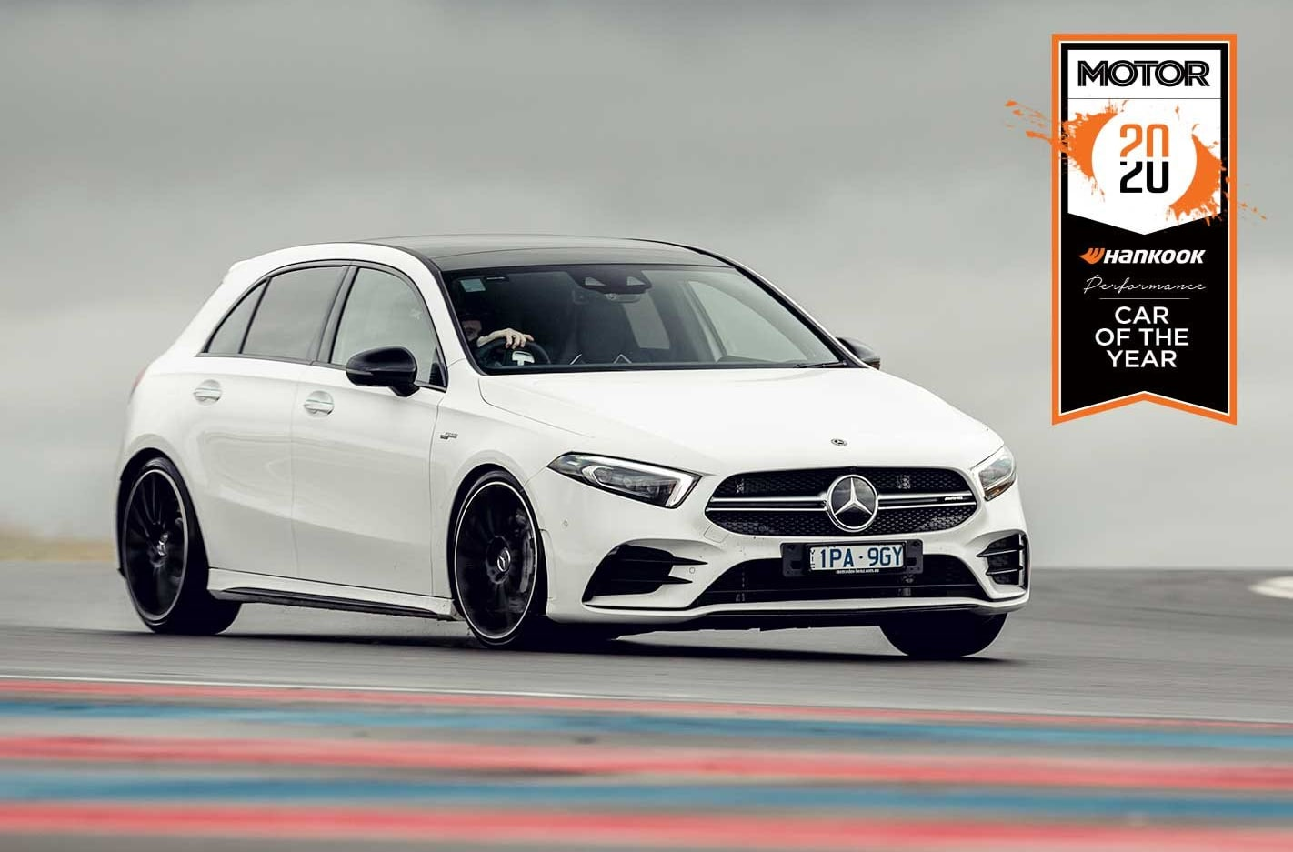Mercedes-AMG A35 Performance Car of the Year 2020 results