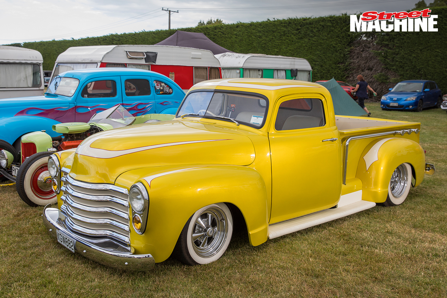 48 Chev Pick Up Custom