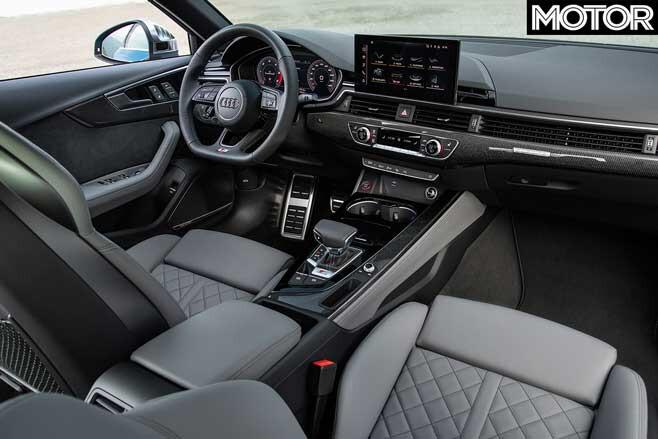 2019 Audi S 4 TDI Interior Jpg