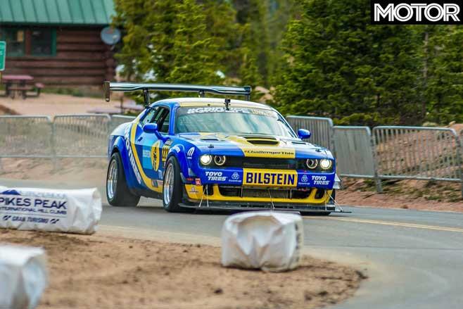 Challenger Hellcat Redeye Pikes Peak Jpg