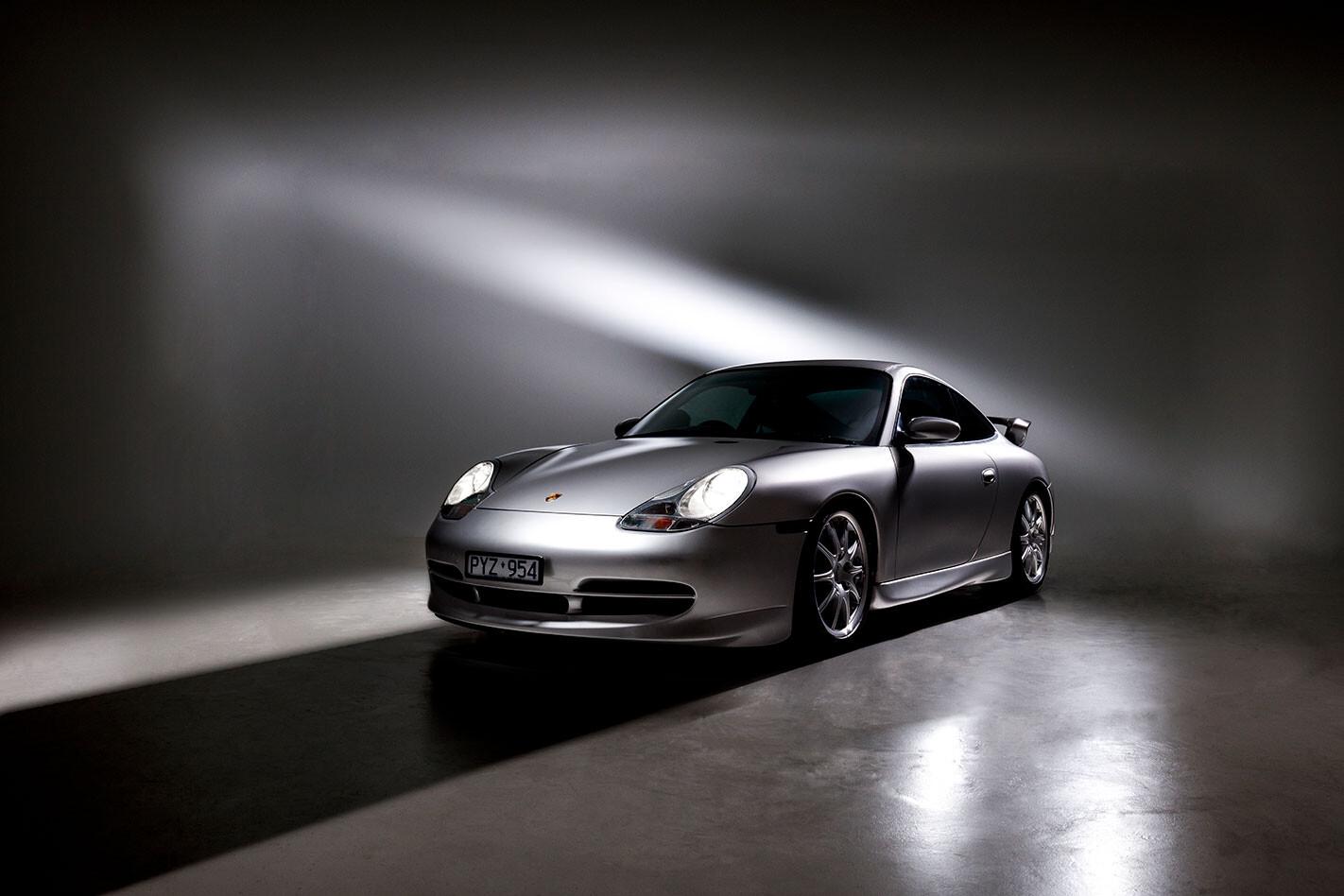 1999 Porsche 996.1 911 GT3 Front