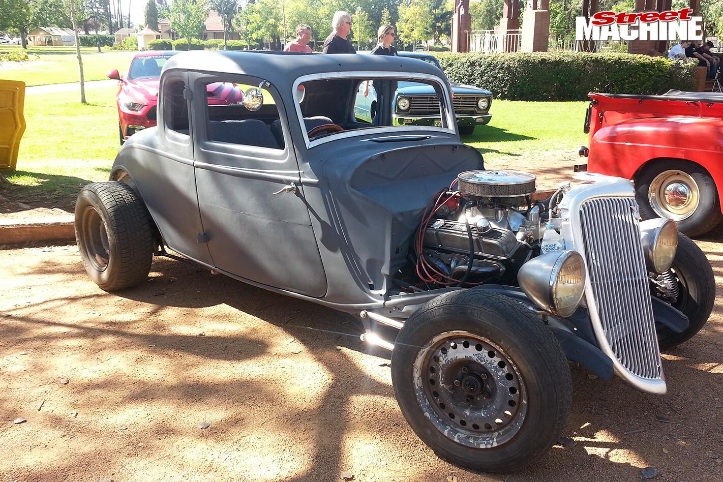 1934 ford 5 window coupe 350 resto