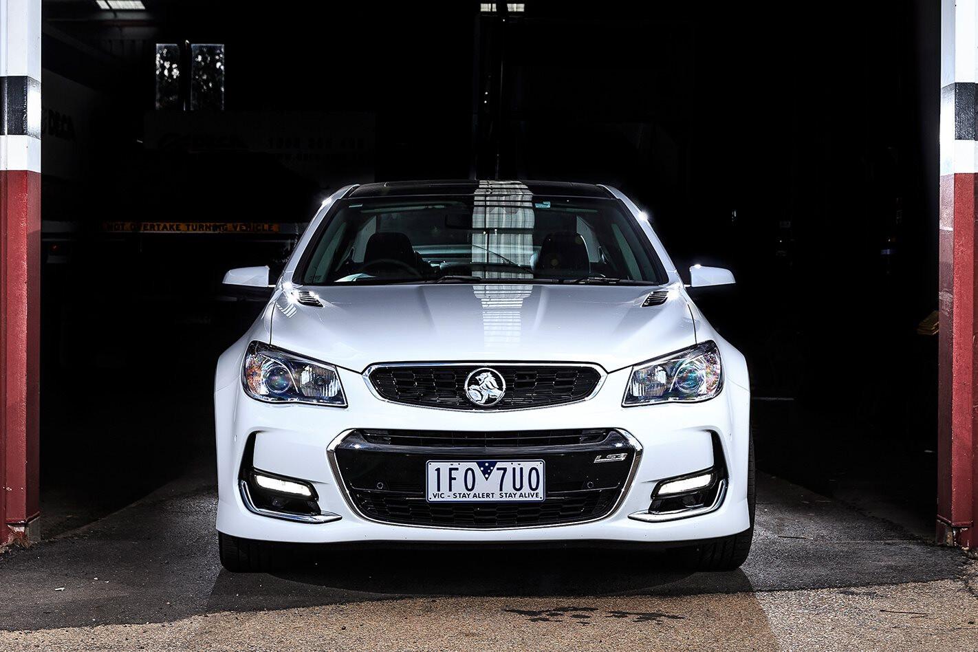 Holden Commodore SS V Redline