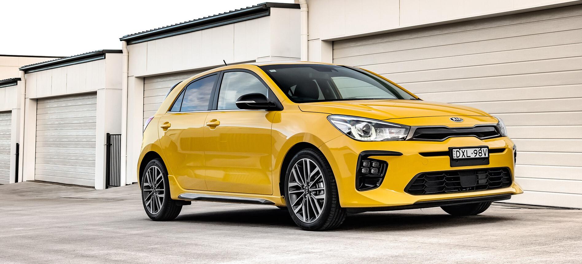 2019 Kia Rio adds sporty new GT-Line turbo to the range
