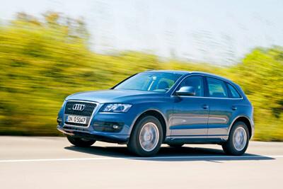 2009 Audi Q5 3.2 FSI Review