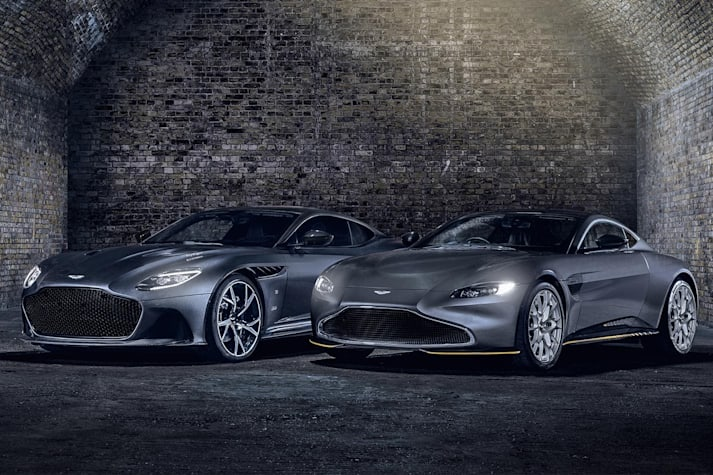 Aston Martin Vantage DBS Superleggera 007 Editions