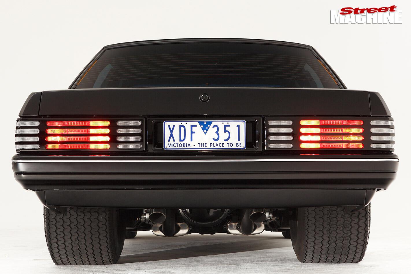 Ford XD Falcon rear