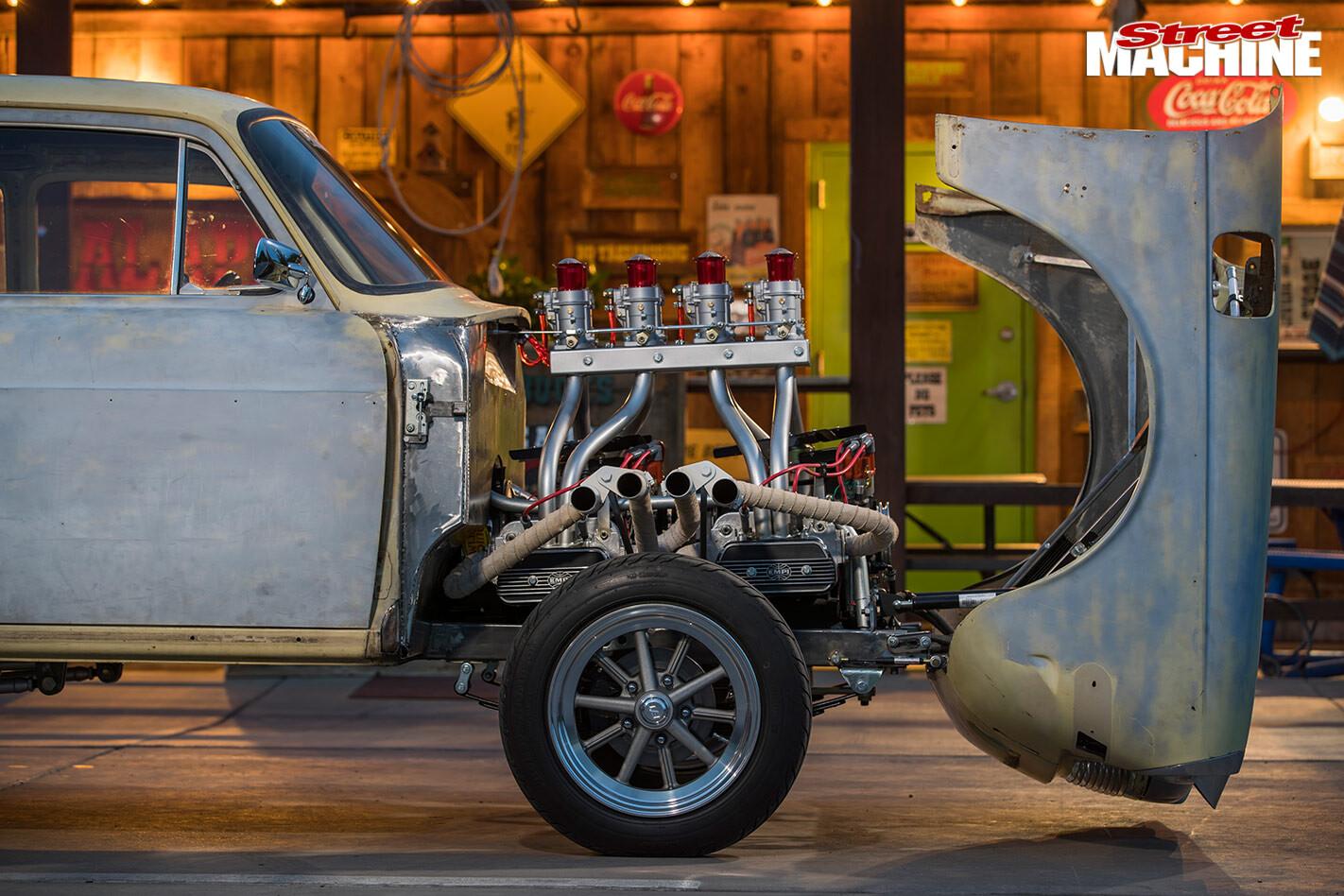 VW gasser