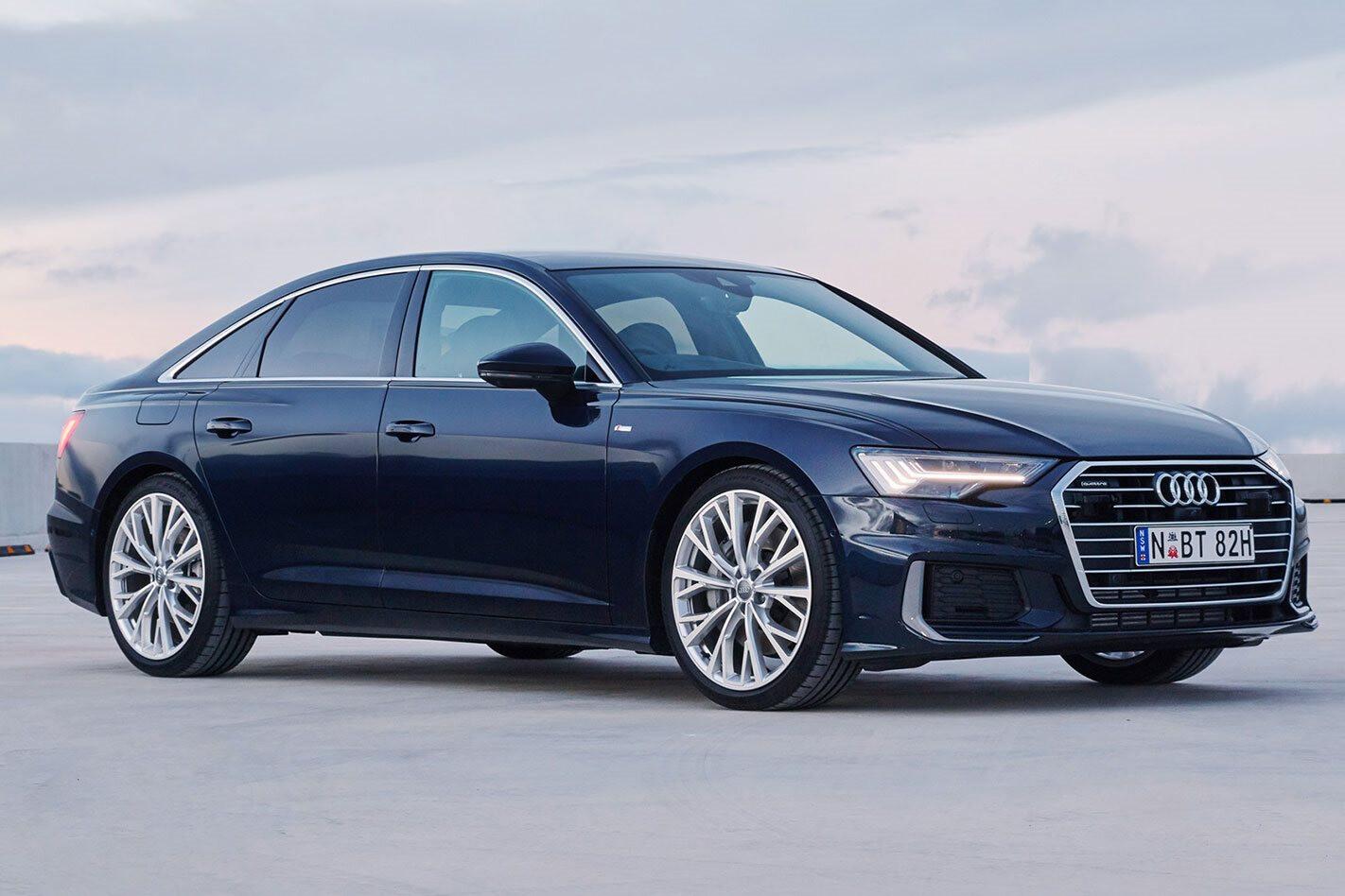 2020 Audi A6 55 TFSI Review