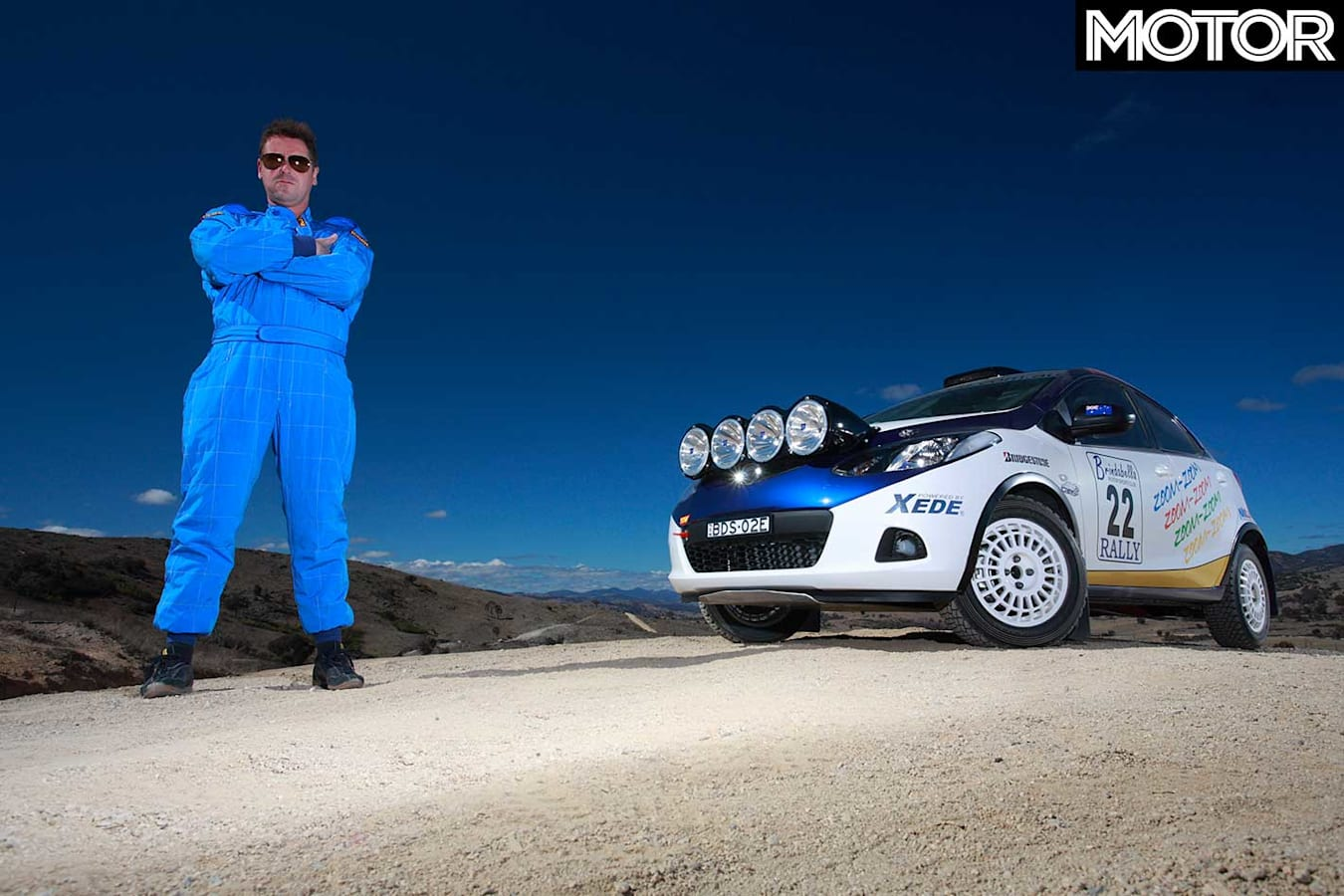 How To Drive A Rally Car Nathan Ponchard Pose Jpg