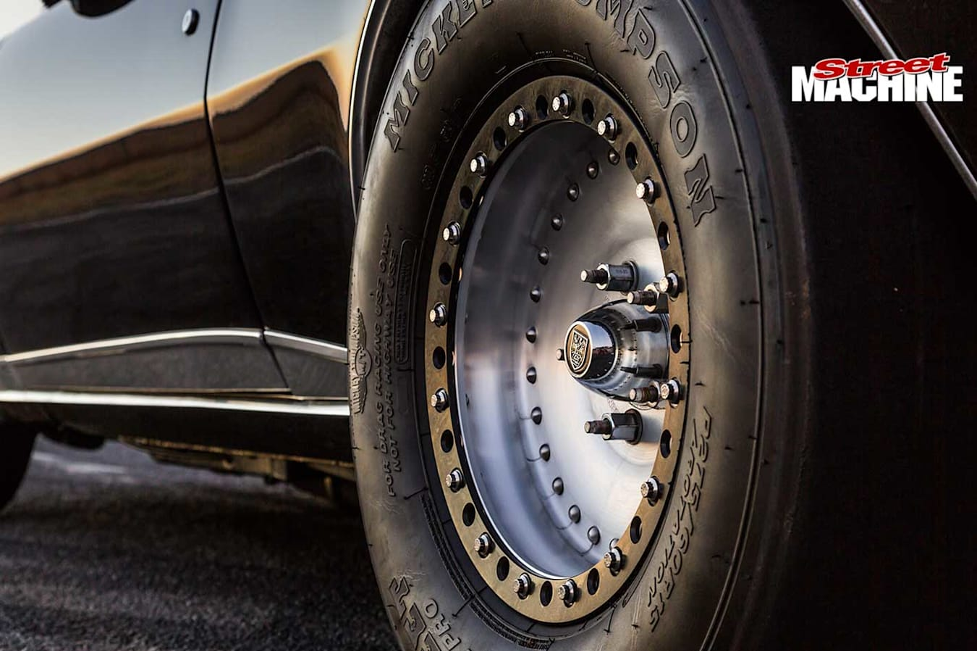 Chevroelt camaro wheel