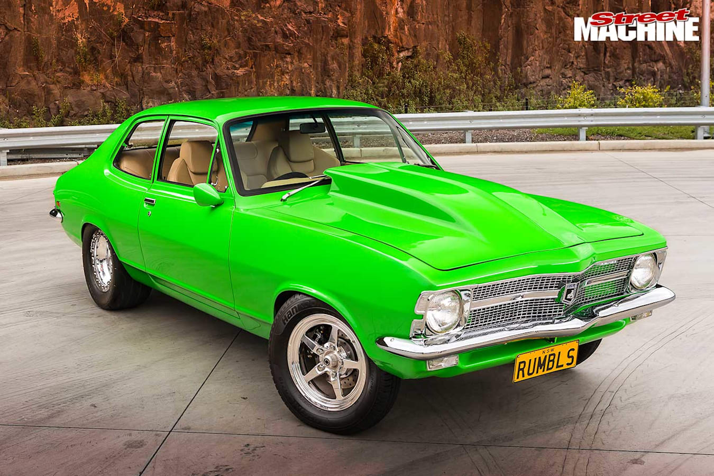 Holden LC Torana front