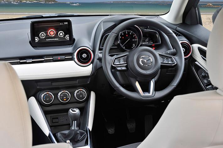 Mazda 2 Interior Jpg