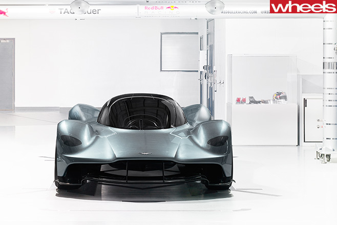 Aston Martin Red Bull AM-RB 001 Front _1