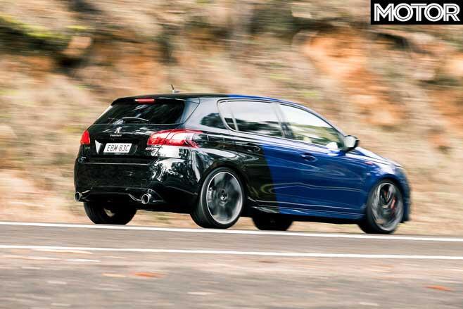 2019 Peugeot 308 G Ti Long Term Review Performance Jpg