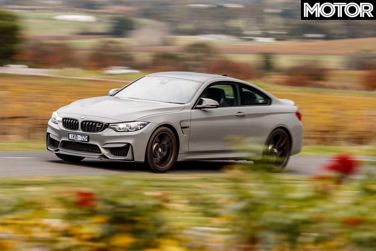 2018 BMW M 4 CS Front Performance Jpg