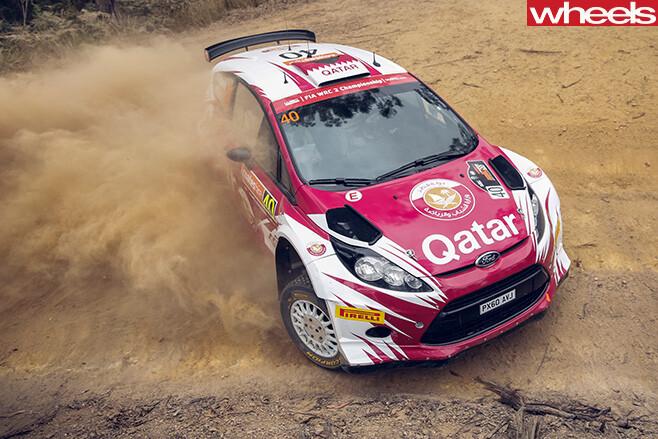 Qatar -ford -focus -WRC-rally -car
