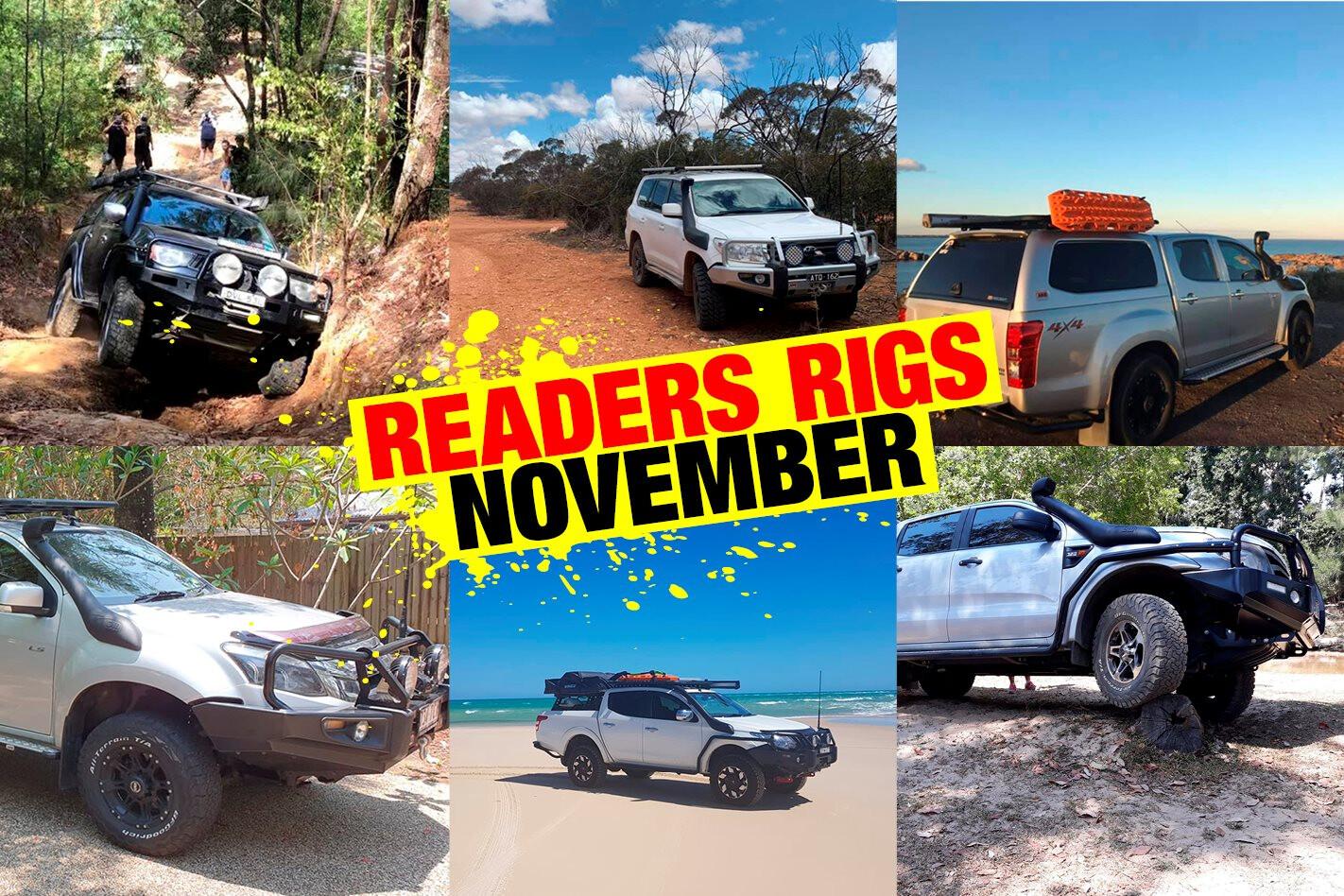 Readers 4x4s November 2020