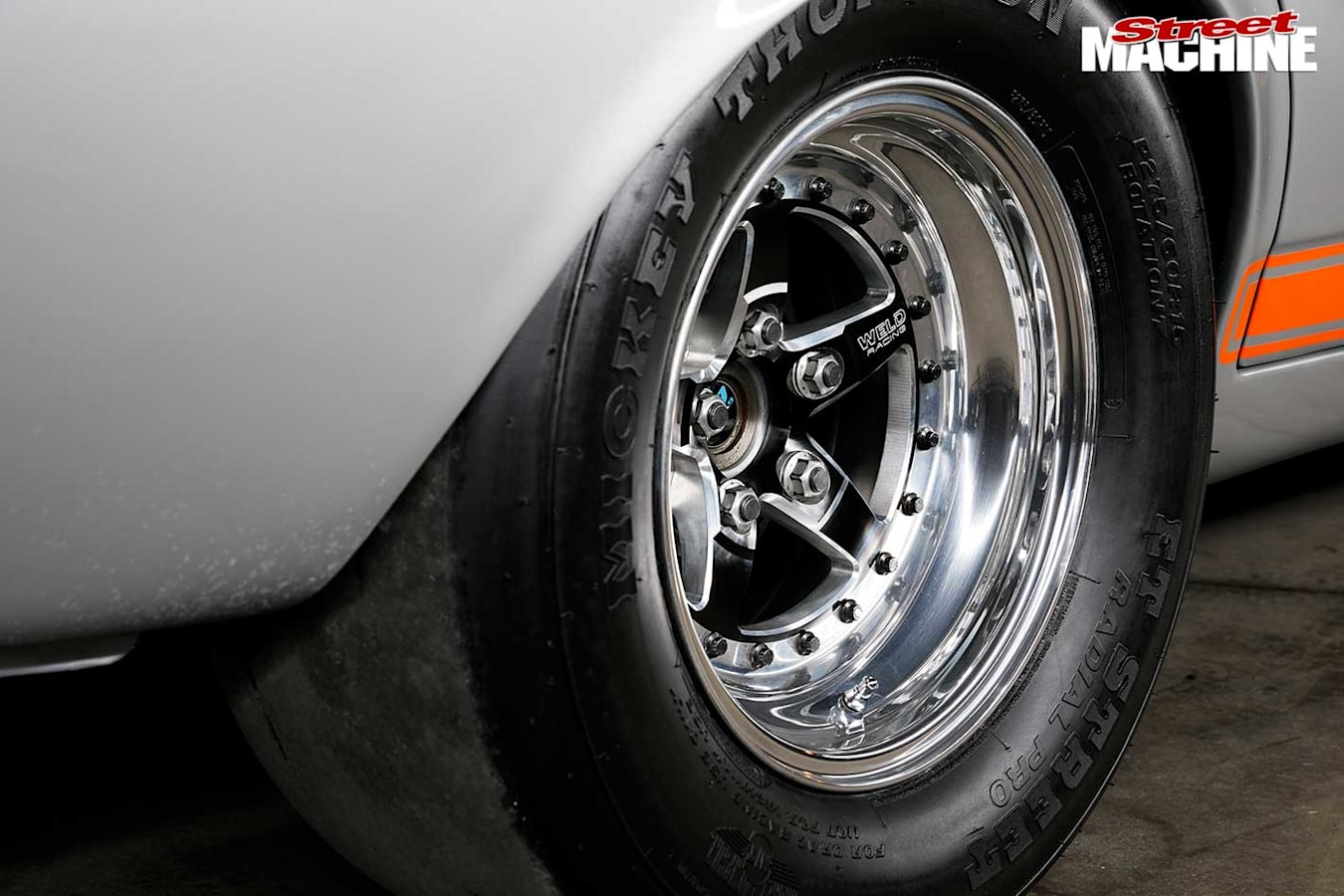 Ford Falcon XT wheel