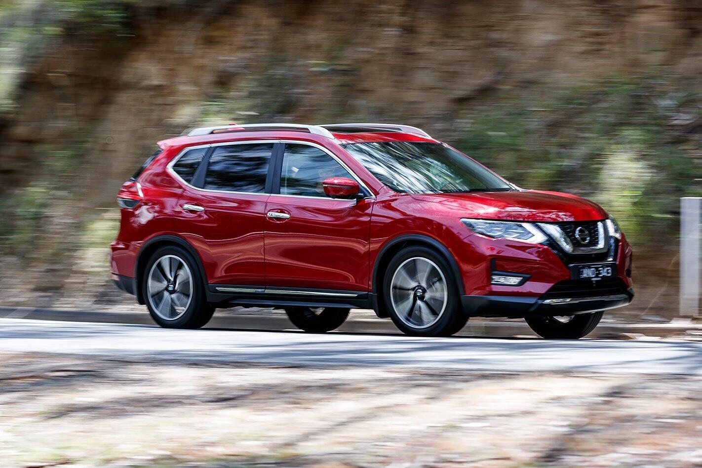 Nissan X-Trail review Australia