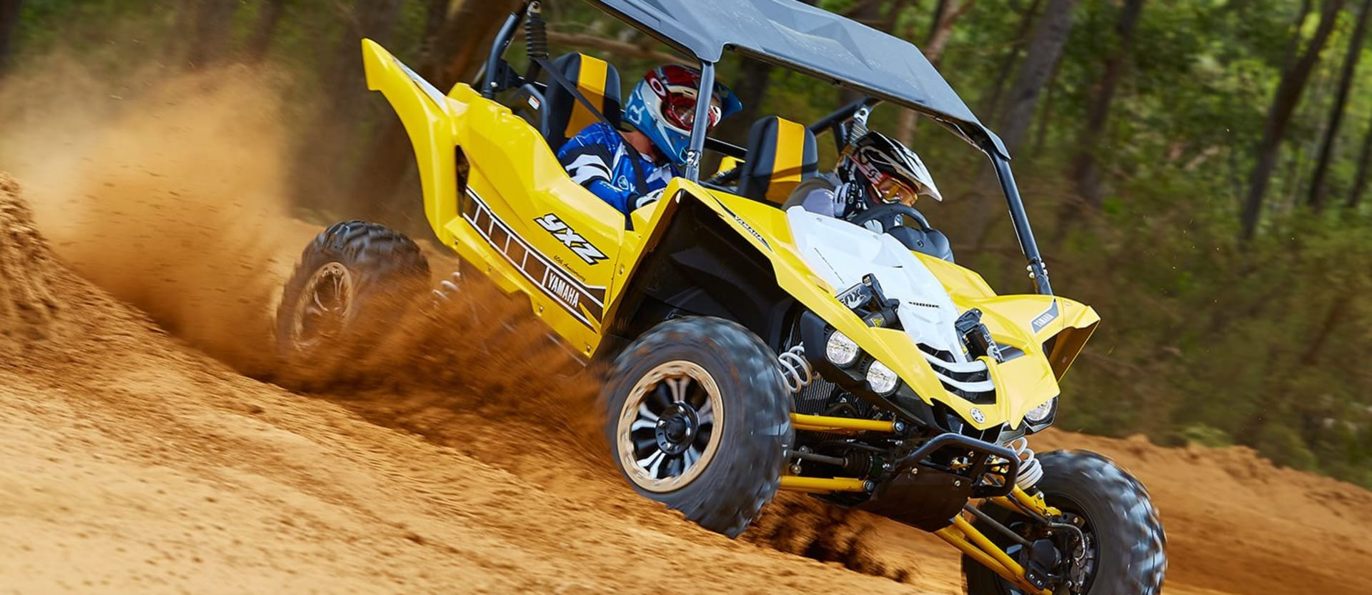 Yamaha YXZ1000R product test