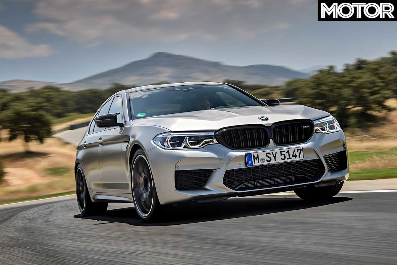 MOTOR PCOTY 2019 BMW M 5 Competition Jpg