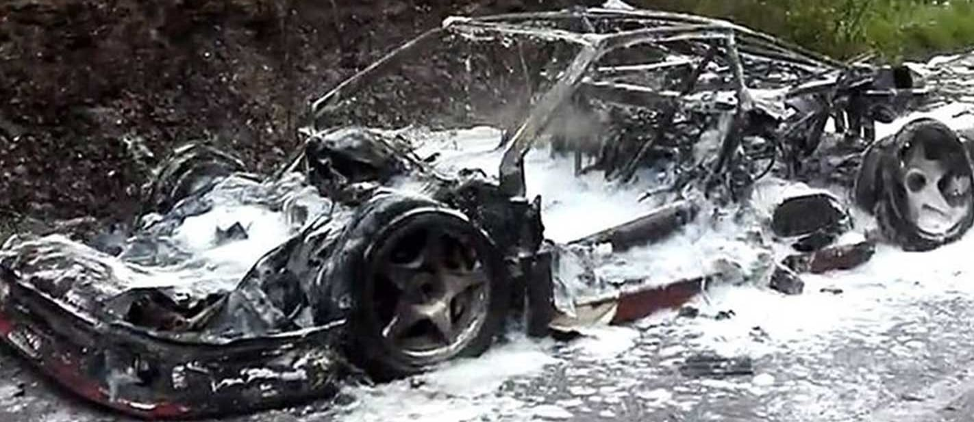 Why supercars catch fire