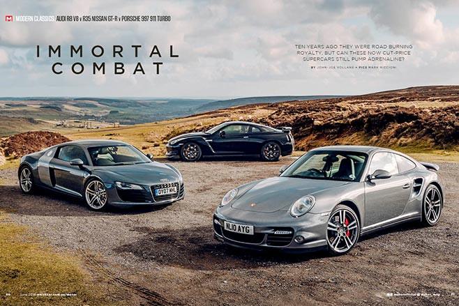 Used Supercars Motor Magazine Jpg