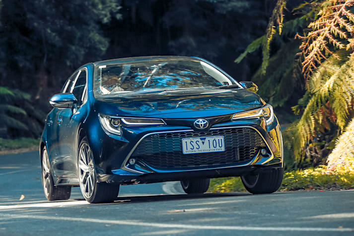 2021 Toyota Corolla ZR review