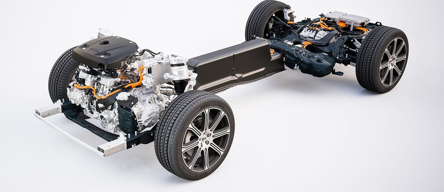 Volvo to electrify every new model from 2019