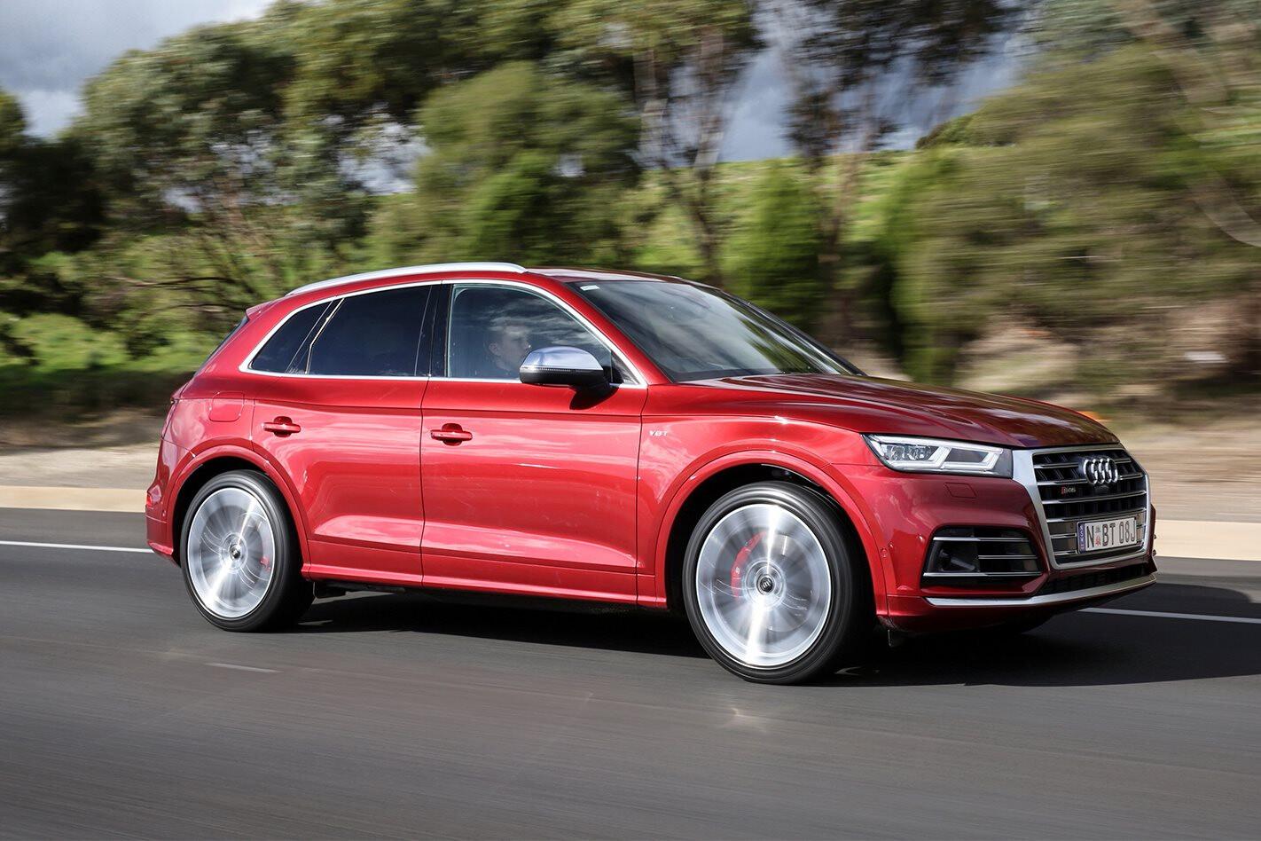 2017 Audi SQ5 quick review