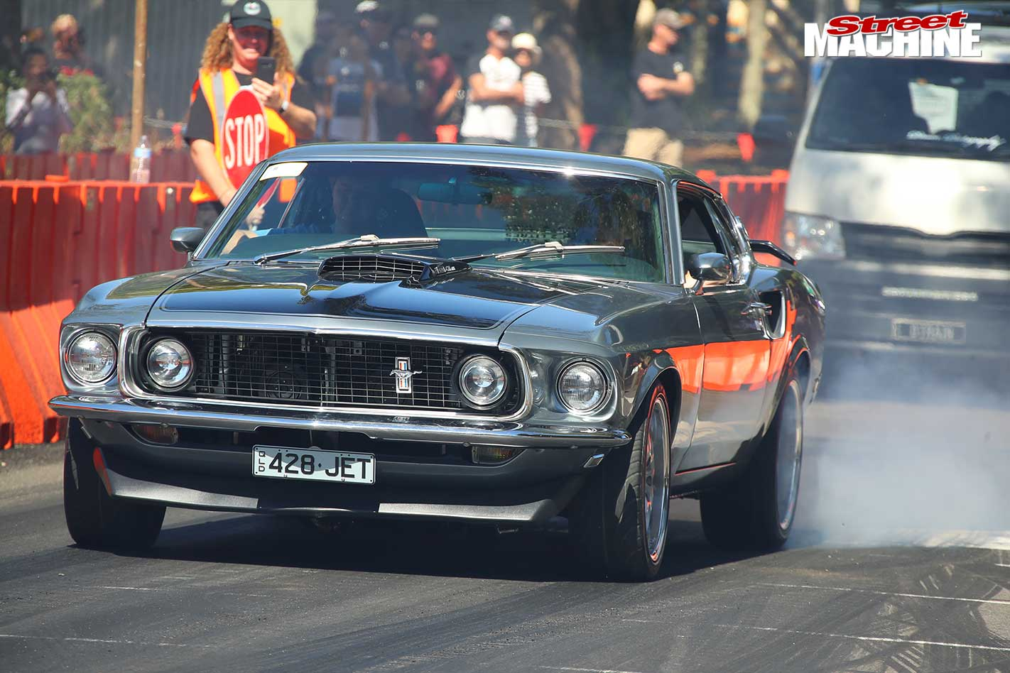 Ford Mustang 428JET