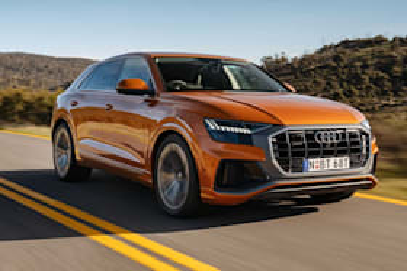 2019 Audi Q8 55TFSI quick performance review