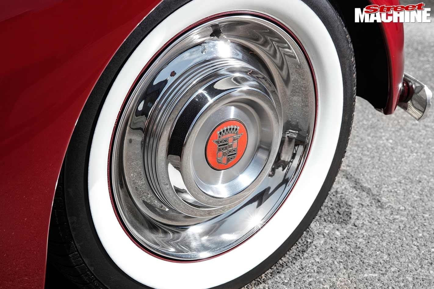 Ford Cabriolet wheel