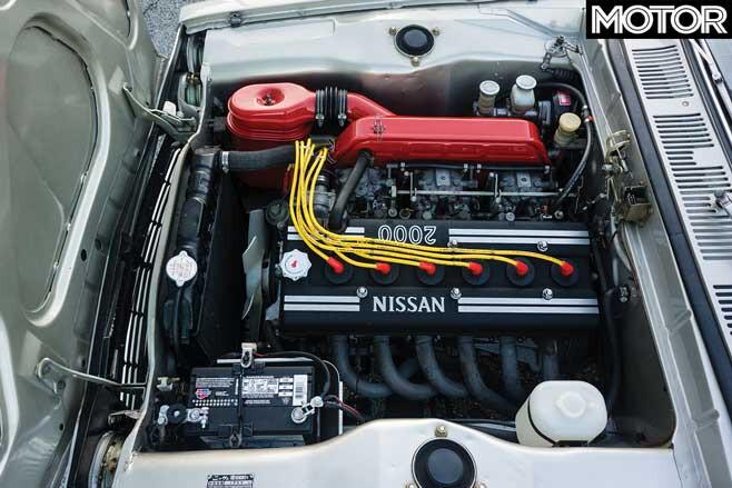 1969 Nissan Hakosuka Skyline GT R S 20 Engine Jpg