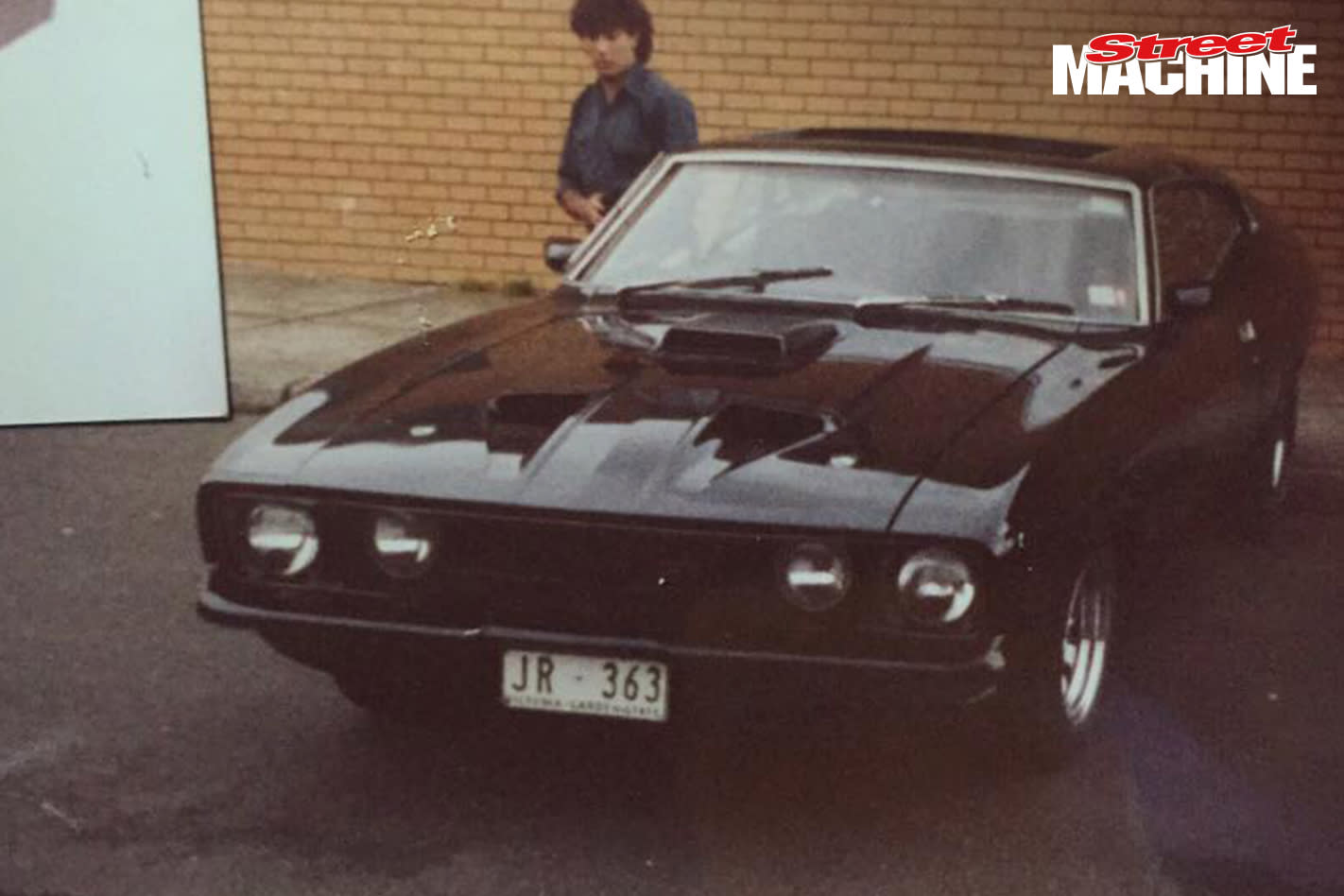 Adrian Rapa Ford XB GS Coupe