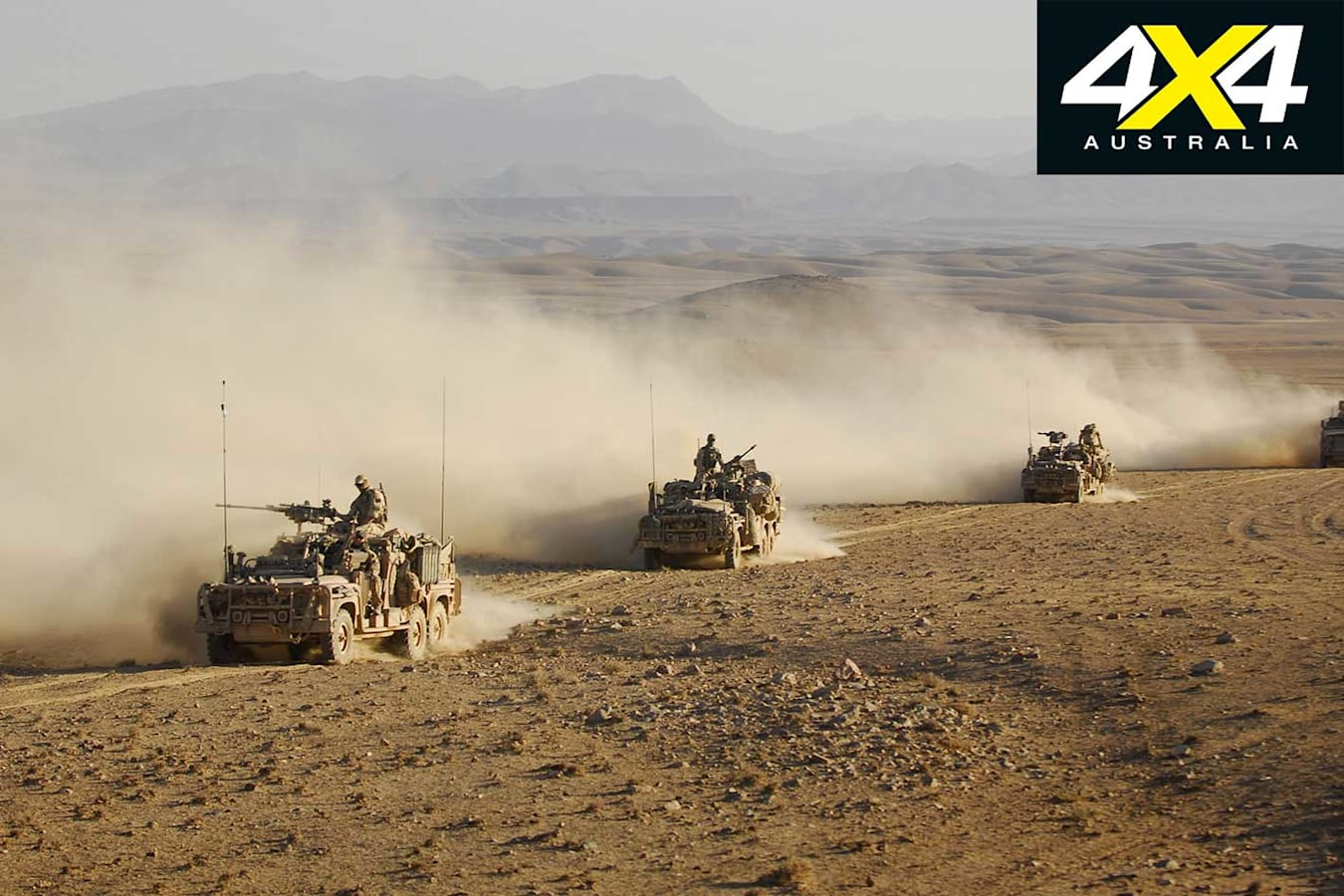 70 Years Of Land Rover 6 X 6 Military Land Rover Desert Training Jpg